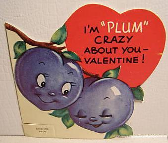 Anthropomorphic Valentine crica 1950 Love Quotes and Sayings: Love Quotes & Sayings for Your Valentine