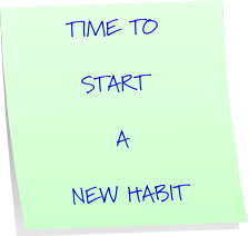 An Easy Step to Create a Daily Habit