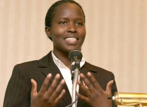 Kakenya Ntaiya, Educator and Activist