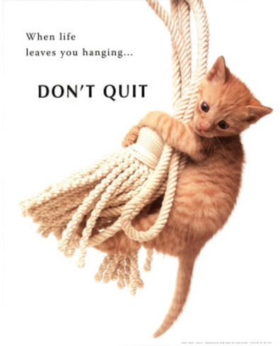 Don't Quit Quotes