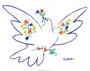 Peace Dove Pablo Picasso