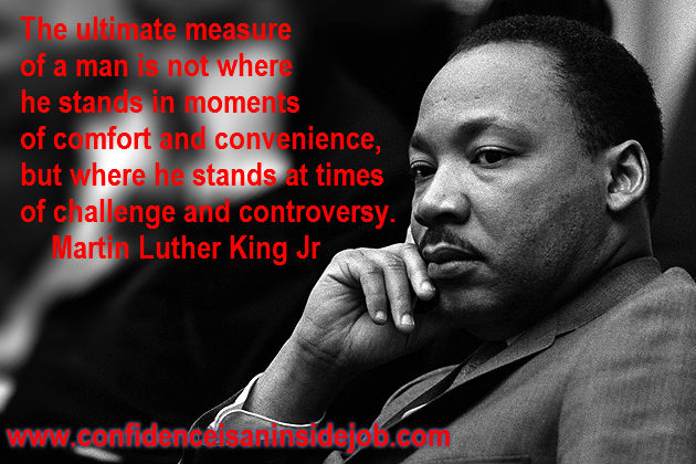 Martin Luther King Jr Image Quote
