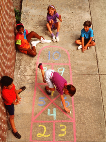 bill-bachmann-children-playing-hopscotch