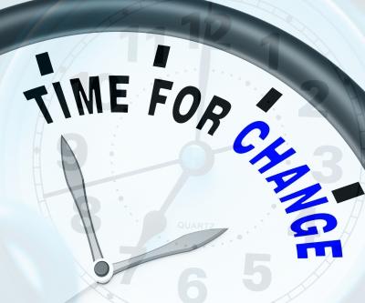 mak a change clock