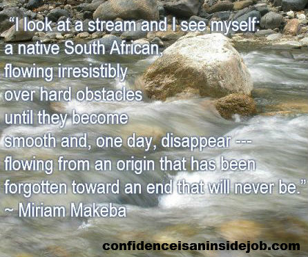 Miriam Makeba Image Quote