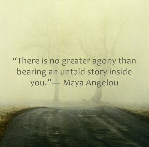 Maya Angelou Image Quote