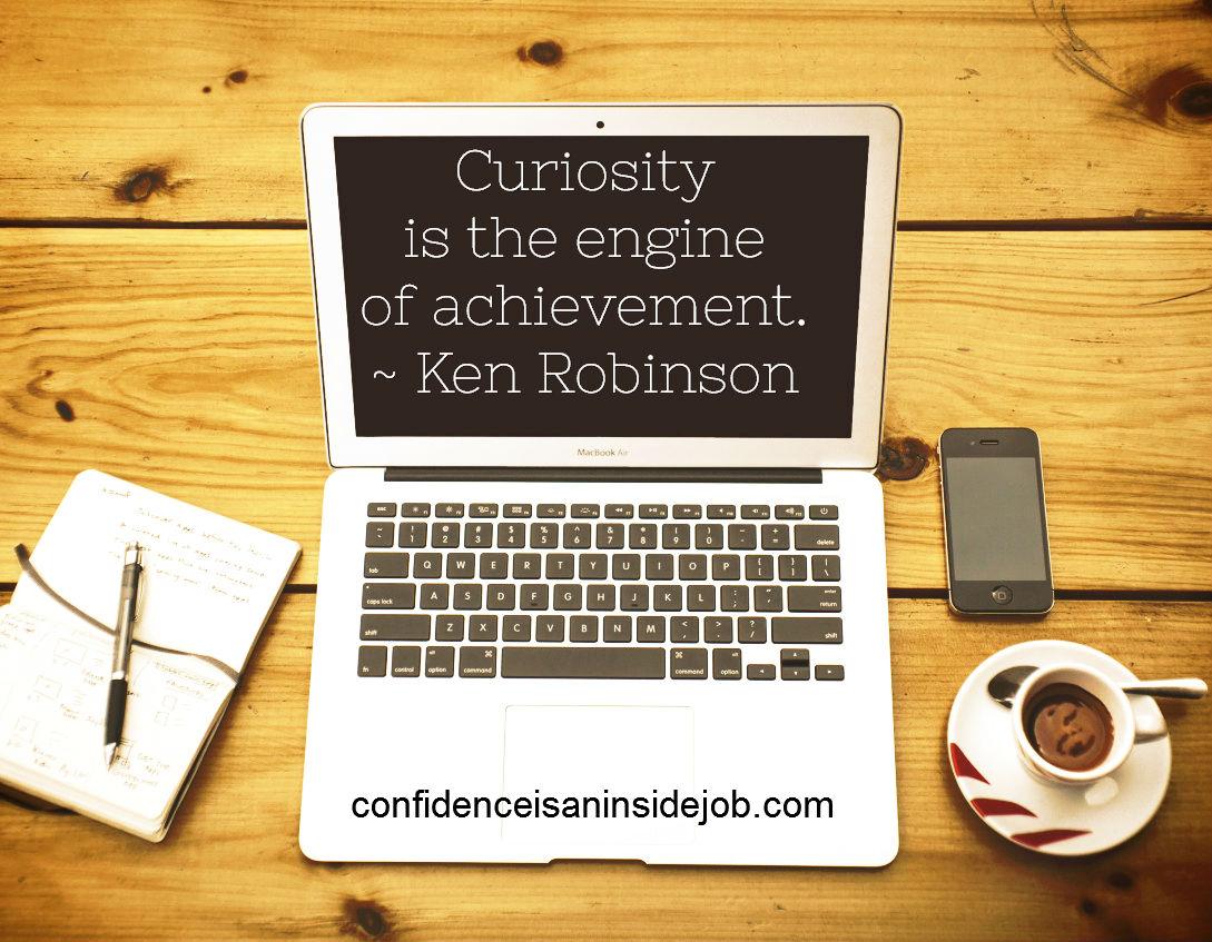 curiosity blog.