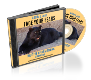 Face Your Fears Affirmations