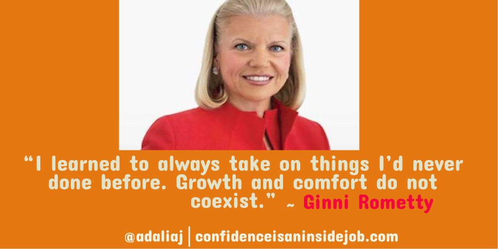 Ginny Rometty Quote