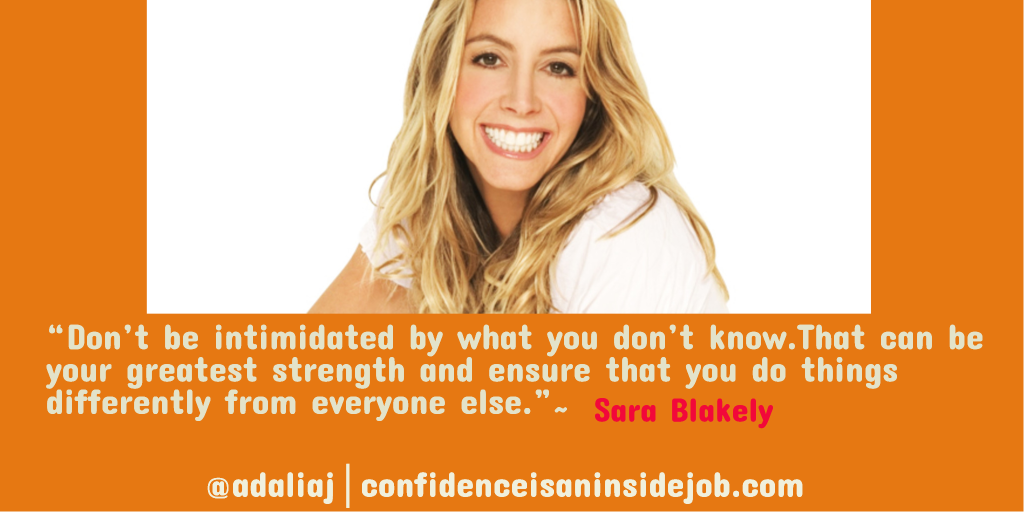 Sara Blakely Quote