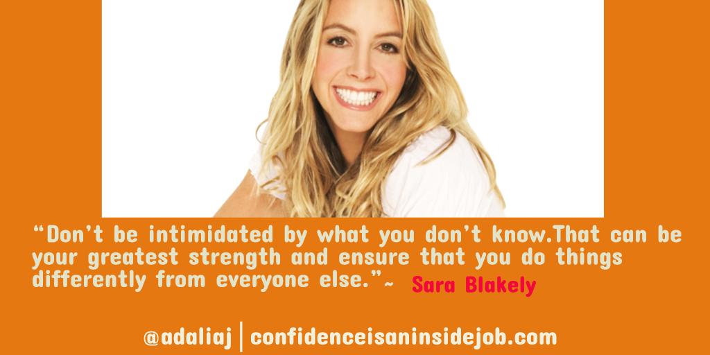 Sara Blakely Quote
