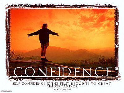 Lets Talk Confidence