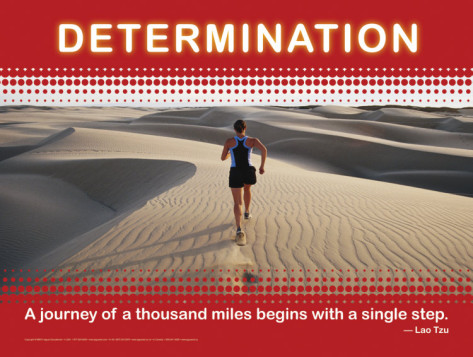 Affirmation Friday: 10 Determination Affirmations