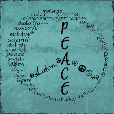 50 Tweetable Inspirational Peace Quotes