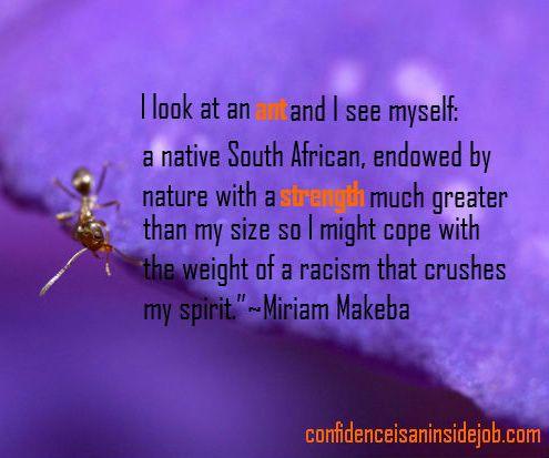 Miriam Makeba Image Quote