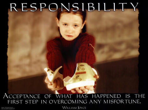 21 Affirmations for Personal Responsibility