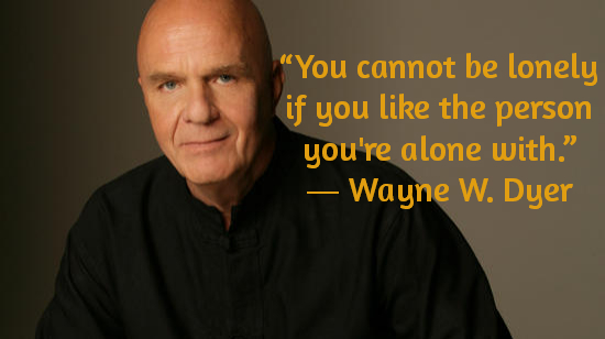 10 Inspirational Quotes By Dr. Wayne Dyer