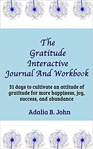 Gratitude Interactive Journal
