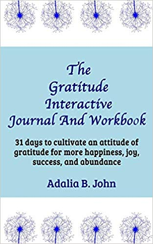 Gratitude Interactive Journal